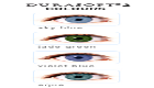 Durasoft 2 Colors for Light Eyes contacts