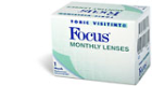 Focus Toric contacts