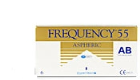 Frequency 55 Aspheric (Dia 14.4) contacts