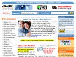CLE Contact Lenses contact lenses online stores screenshot